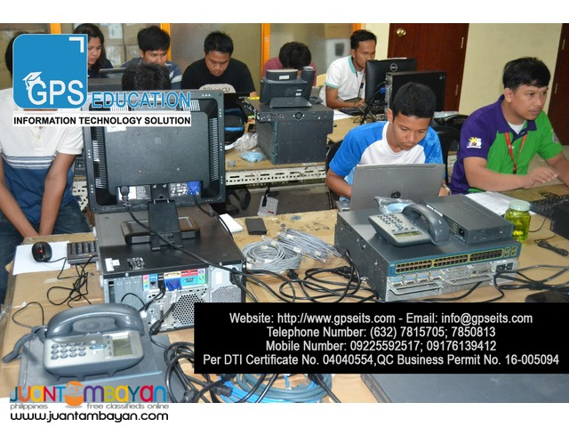 Cisco CCNA BootCamp with VOIP