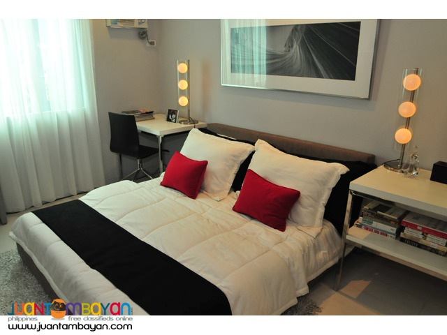 NEW RESORT MAKATI CONDO NEAR GREENBELT - EASY PAYMENT TERMS
