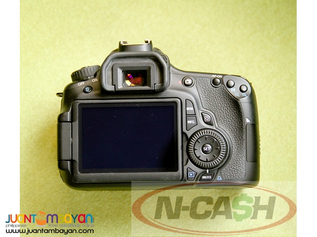 Camera Pawnshop by N-CASH - Canon EOS 60D 18-135 Kit