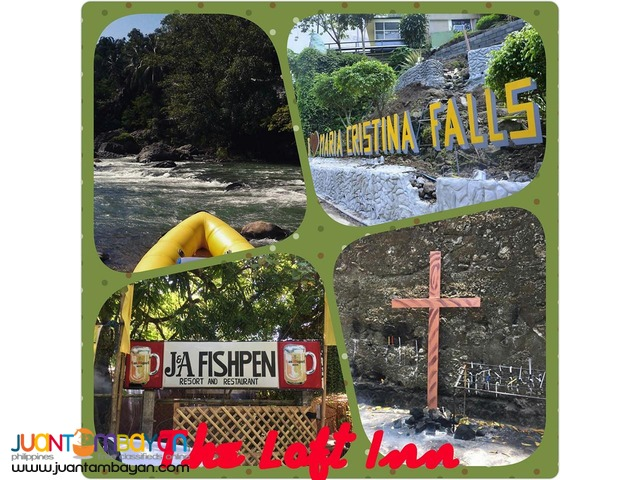 4D3N Camiguin Bukidnon CDO Iligan travel and tour packages
