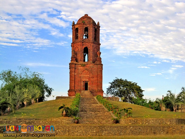 VIGAN & LAOAG/ PAGUDPUD TOUR 3 DAYS & 2 NIGHTS