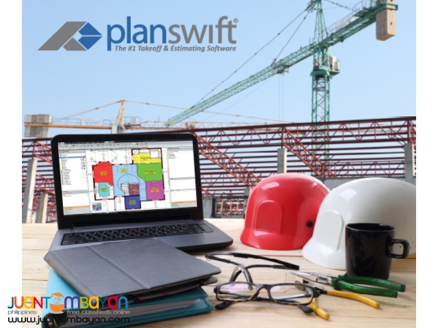 PLANSWIFT construction takeoff and estimating software