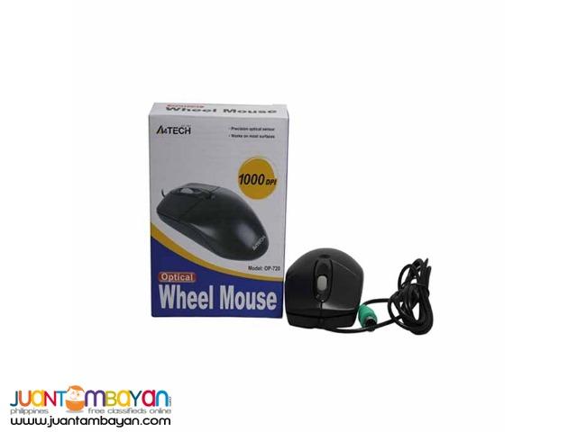 A4TECH OP-720D PS2 OPTICAL MOUSE