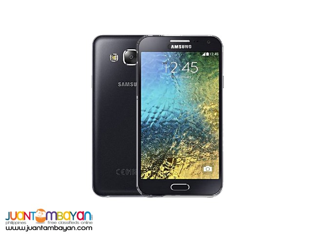 SAMSUNG GALAXY E7 (E700H) BLACK