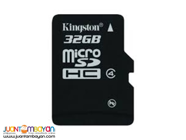 Kingston 32GB MICROSD CARD