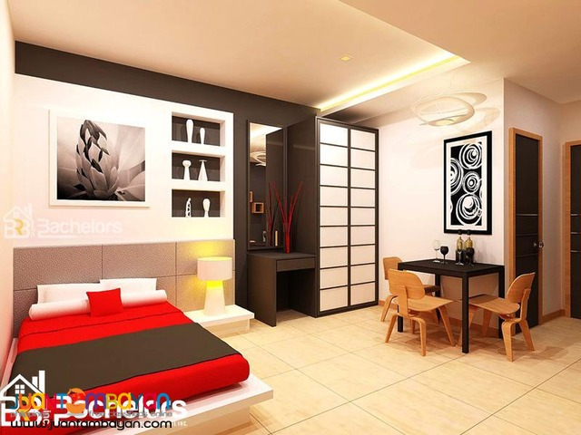 Condo Studio type for sale as low as P12,188 mo amort