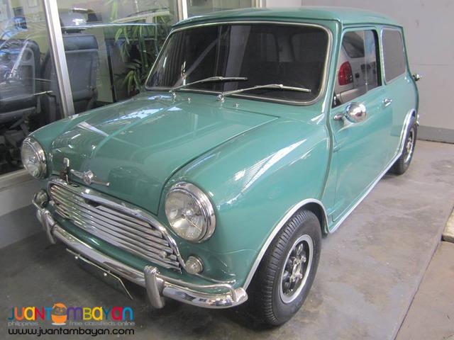 Classic Mini Mark 1