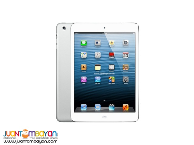 APPLE IPAD MINI 16GB (WIFI ONLY) WHITE
