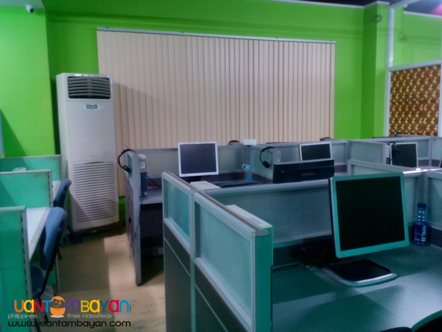 Call Center Seat Leasing