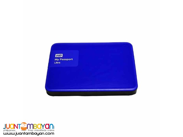 WESTERN DIGITAL MY PASSPORT ULTRA 2.5'' 1TB 3.0