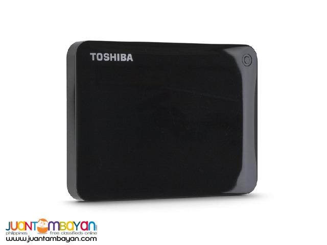 TOSHIBA CANVIO CONNECT 2.5