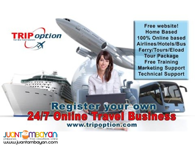 24hours online ticketing business