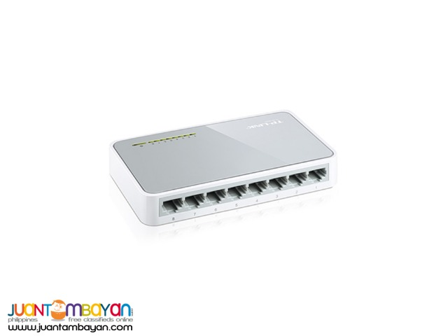 TP-LINK TL-SF1008D 8 PORT HUB