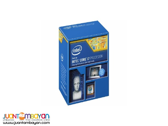 INTEL CORE I7 4790 3.6GHZ LGA1150