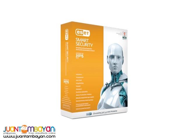 ESET SMART SECURITY (3 LIC.)