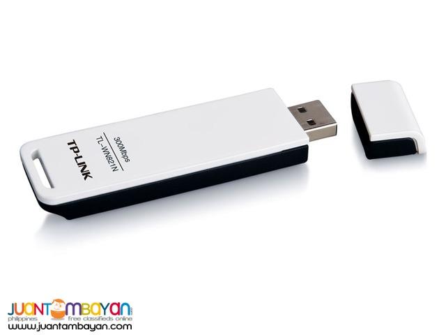 TP-LINK TL-WN821N WIRELESS N USB 300M
