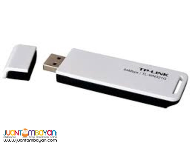TP-LINK TL-WN821N WIRELESS N USB 300M