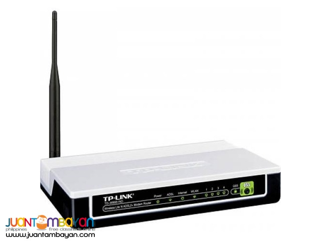 TP-LINK W8951ND MODEM-ROUTER 150M