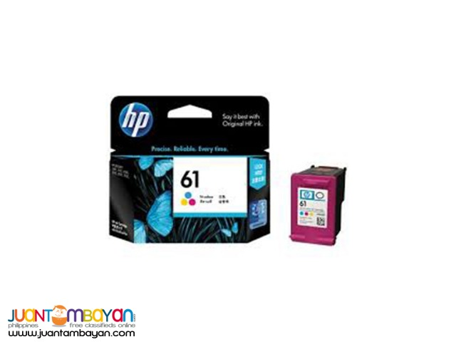 HP #61 CH562WN COLOR