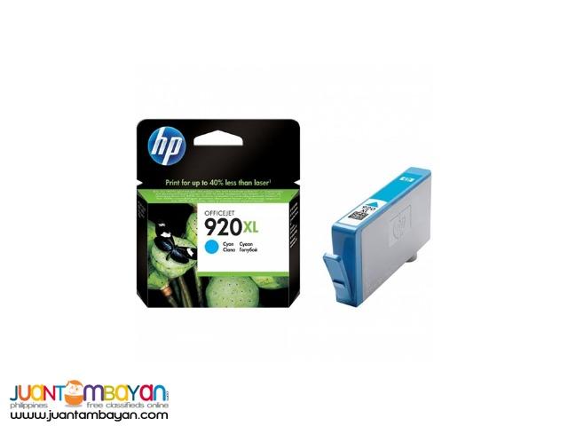 HP 920 CYAN INK
