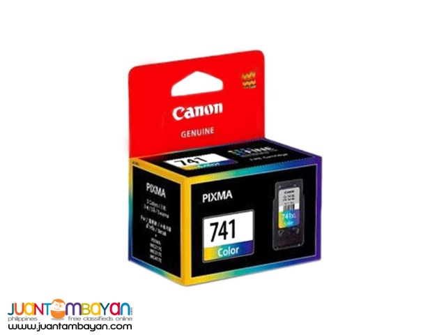 CANON CL-741 COLOR INK