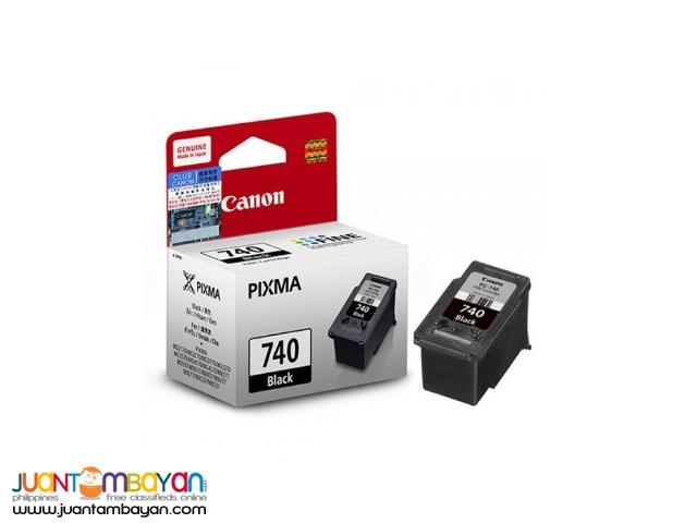 CANON PG-740 BLACK INK