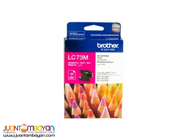 BROTHER INK LC73 MAGENTA