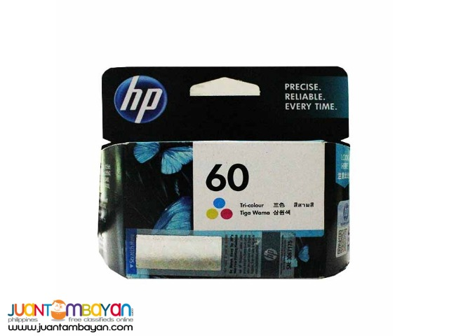 HP #60 CC643WA COLOR