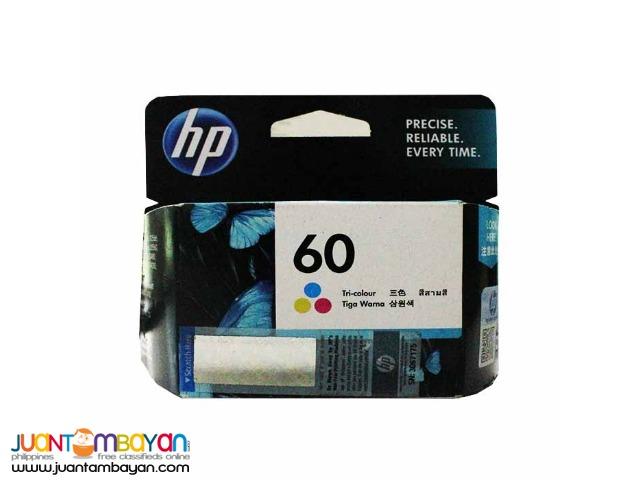 HP #60 CC643WA COLOR