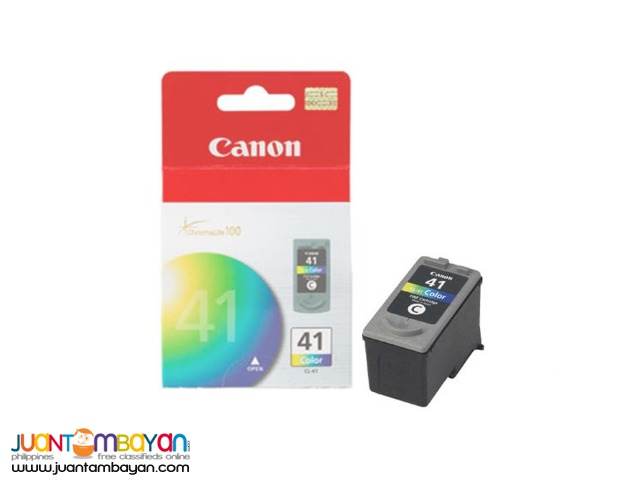 CANON CL-41 COLOR INK