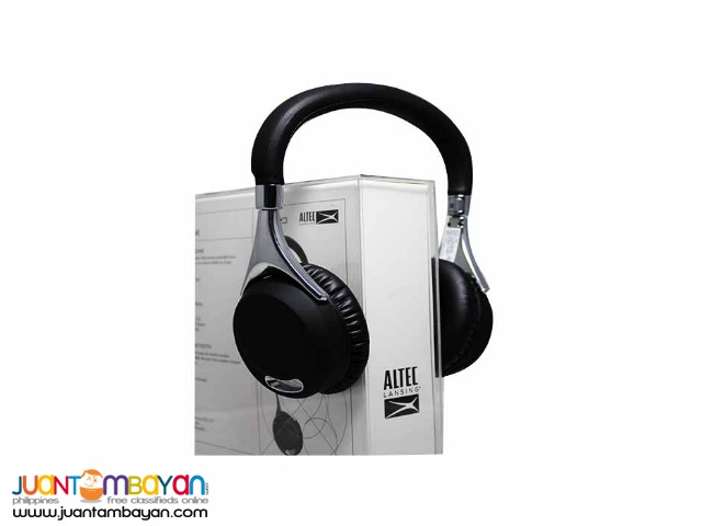 ALTEC LANSING SHADOW BLUETOOTH HEADPHONE