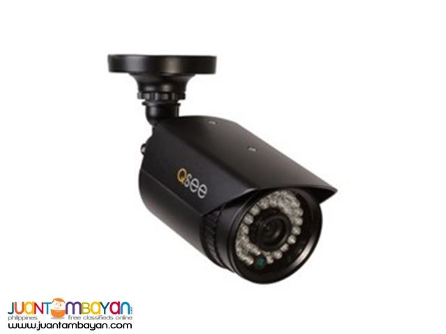 Q-SEE QM6006B/QM9702B 600TVL BULLET CAMERA