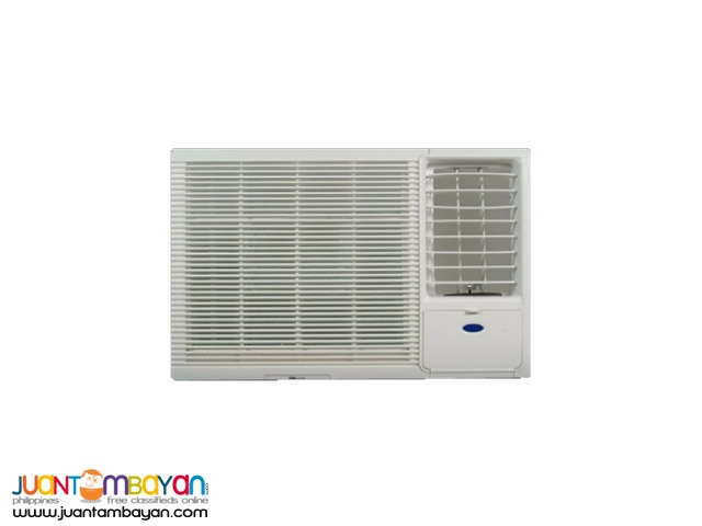 CARRIER,A/C,WCARP024ED 2.5 HP TIMER WINDOW TYPE