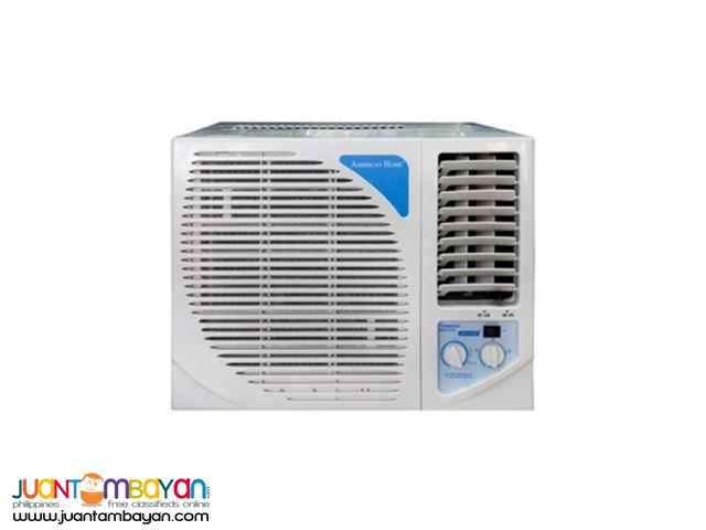 AMERICAN HOME AHAC-192MNT 2.0HP WINDOW TYPE AIR CONDITIONER