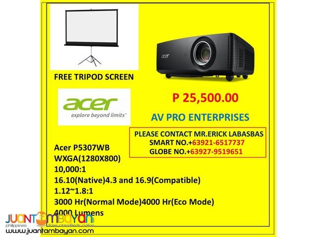 Projectors And Screen