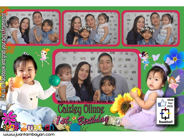 affordable photobooth