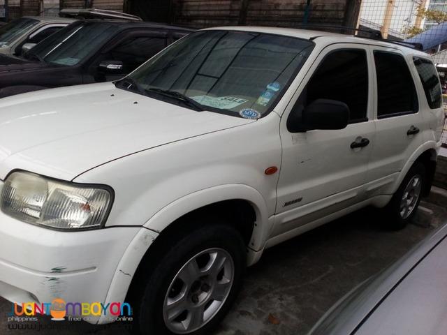 2004 Ford Escape