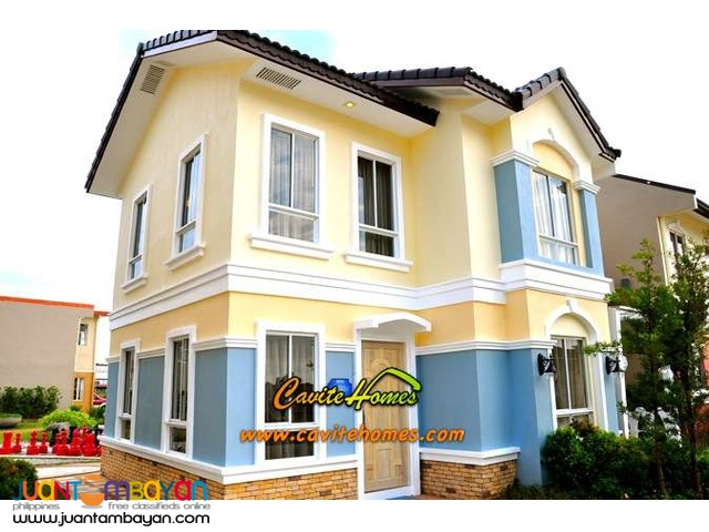 3BR House and Lot for Sale for as low as 23k a month