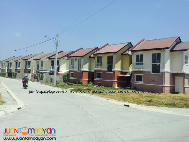 3BR House and Lot for Sale, for as low as 19k a month