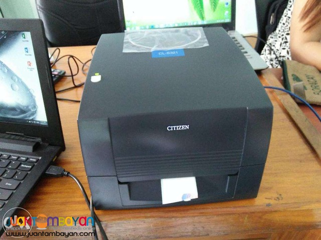 Desktop Barcode Printer 203 Dpi