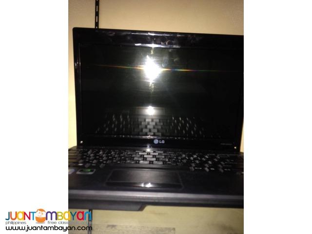 LG Dual Core Laptop