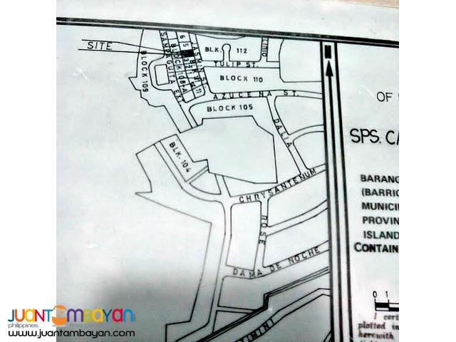 Lot in San Carlos Heights Binangonan Rizal