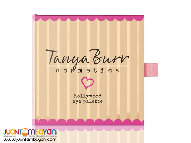 Tanya Burr Eye Shadow Palette