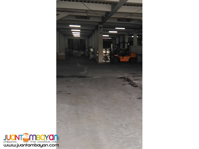 Industrial Warehouse Building for Sale with income PEZA Rosario Cavite