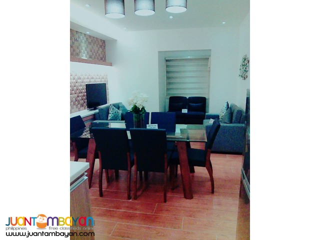 Condominium with Complete Amenities