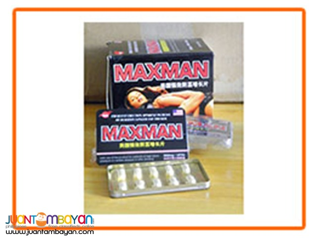 Maxman 1 Tablet for men
