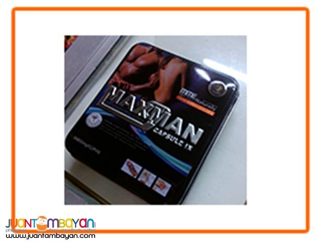 Maxman 9 Capsule for men