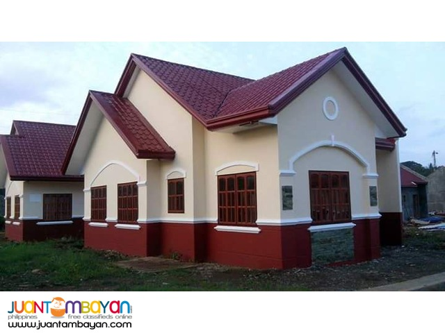 BUNGALOW - B (MH) in CATALUNAN GRANDE DAVAO CITY
