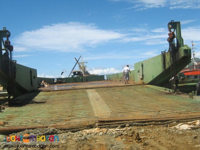 barge and tug for rent and sale