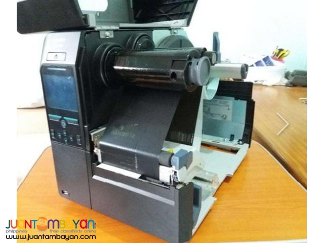 ato CL4NX Multiple Interfaces Barcode Printer